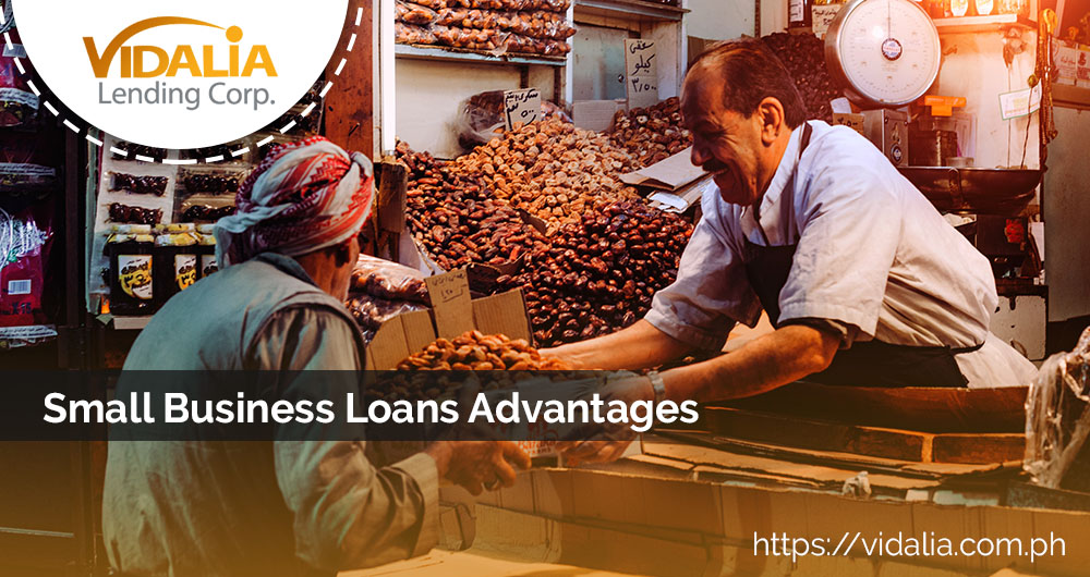 Advantages of Taking Small Business Loan from a Lending Company