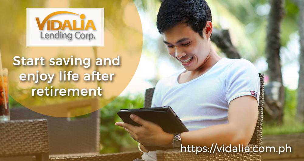 Start saving and enjoy life after retirement img