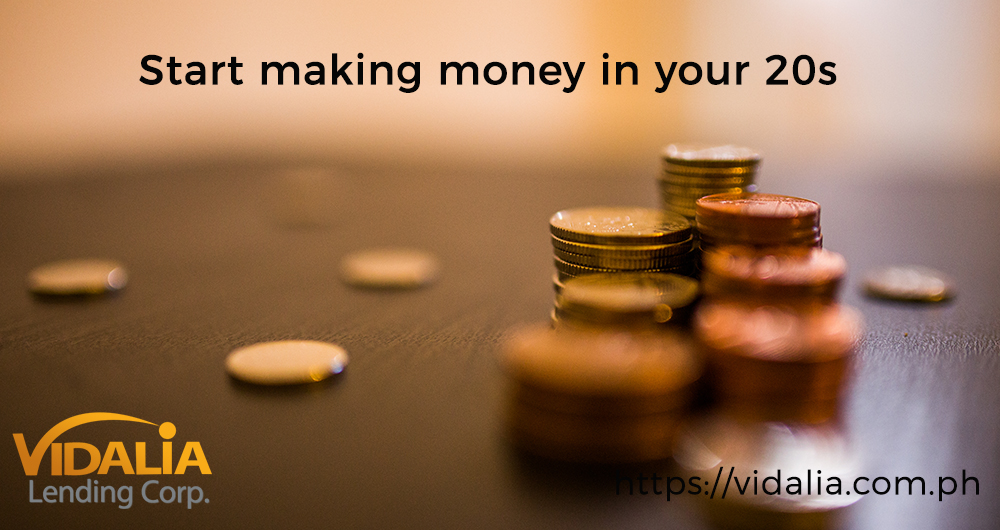 Start making money in your 20s img