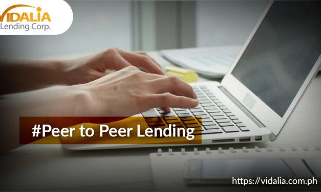 How Borrowing With Peer-to-Peer Loans Work