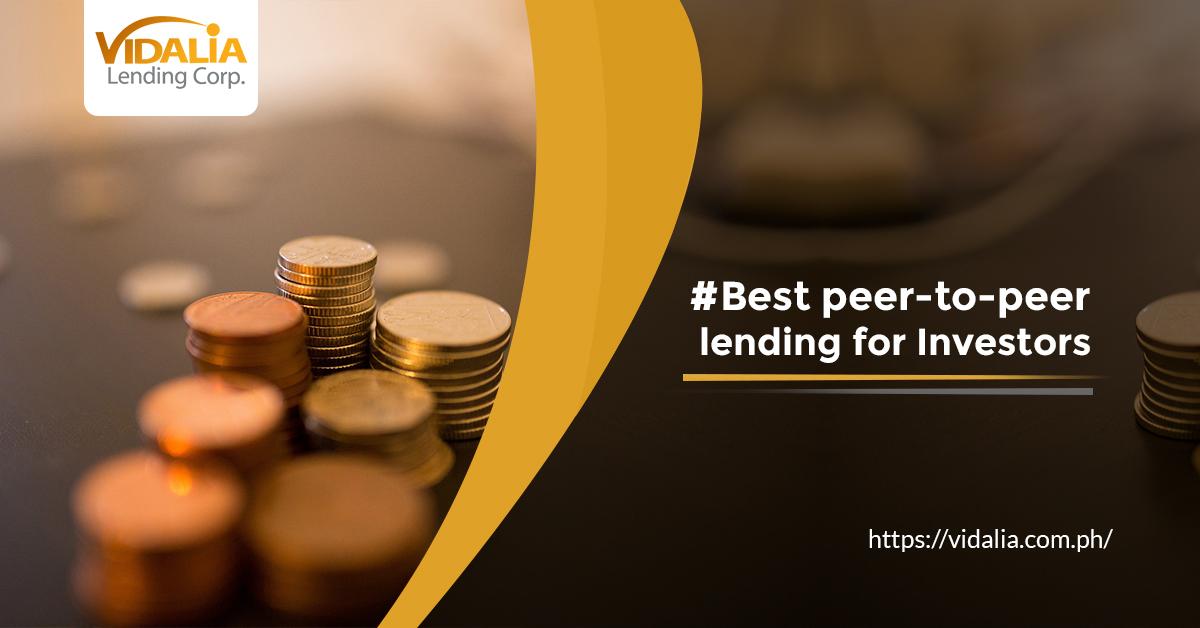 Choosing the Best Peer to Peer Lending for Investors