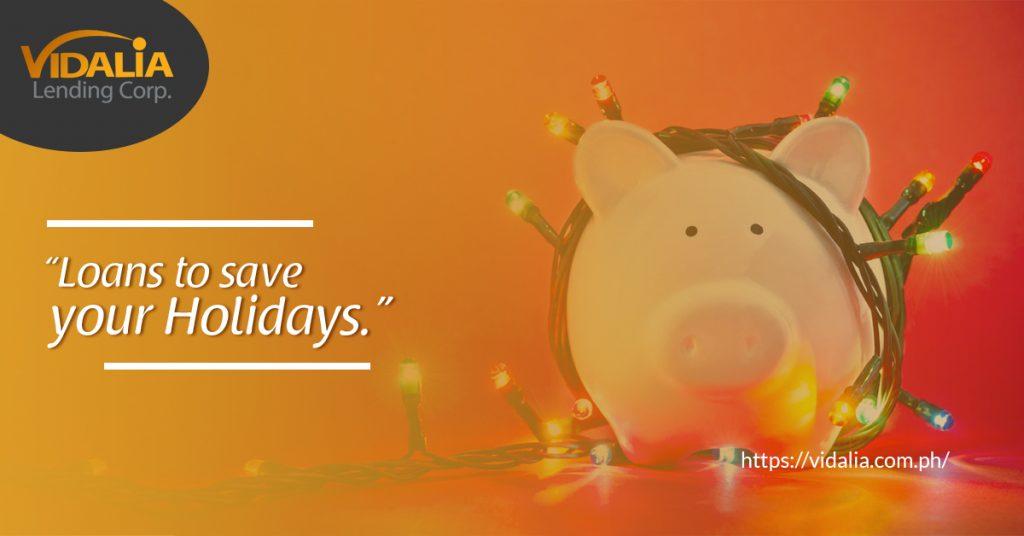 holiday season loans