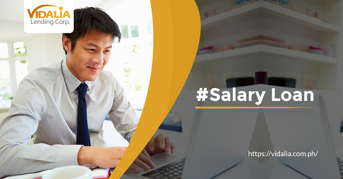 Money Management Habits You Can Learn from Getting a Salary Loan